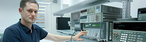 Calibration Laboratory LF - Testo Industrial Services